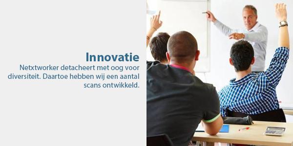 Innovatie - Nextworker